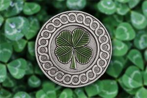Clover, Green, & Celtic