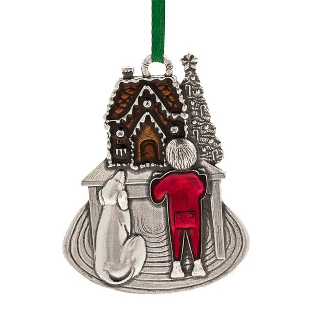 Sweet Anticipation 2017 Annual Ornament