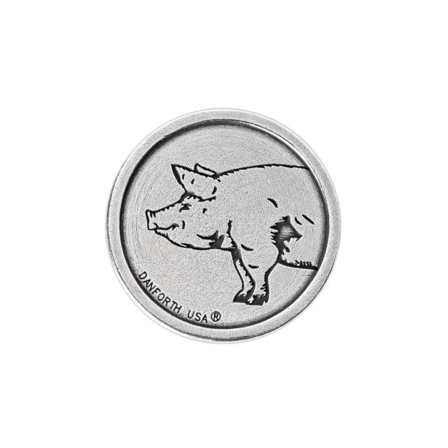 Heads / Tails Pig Pocket Coin