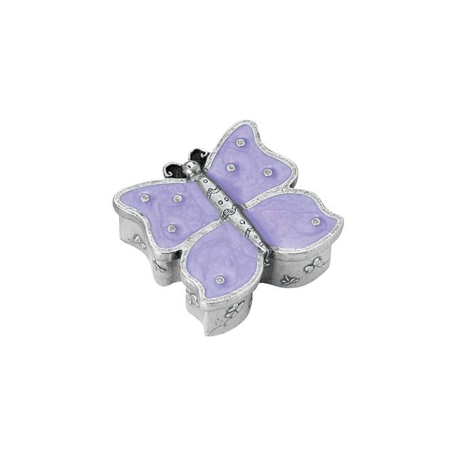 Butterfly / Lavender Toothfairy Box