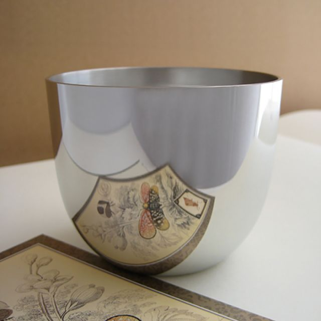 Jefferson Cup (polished) 8 Ounce