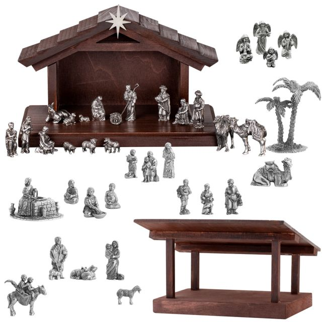 Complete Nativity Collection