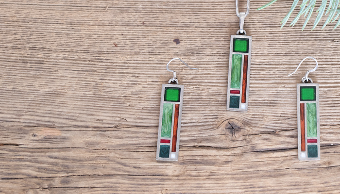 Riversong Evergreen Jewelry