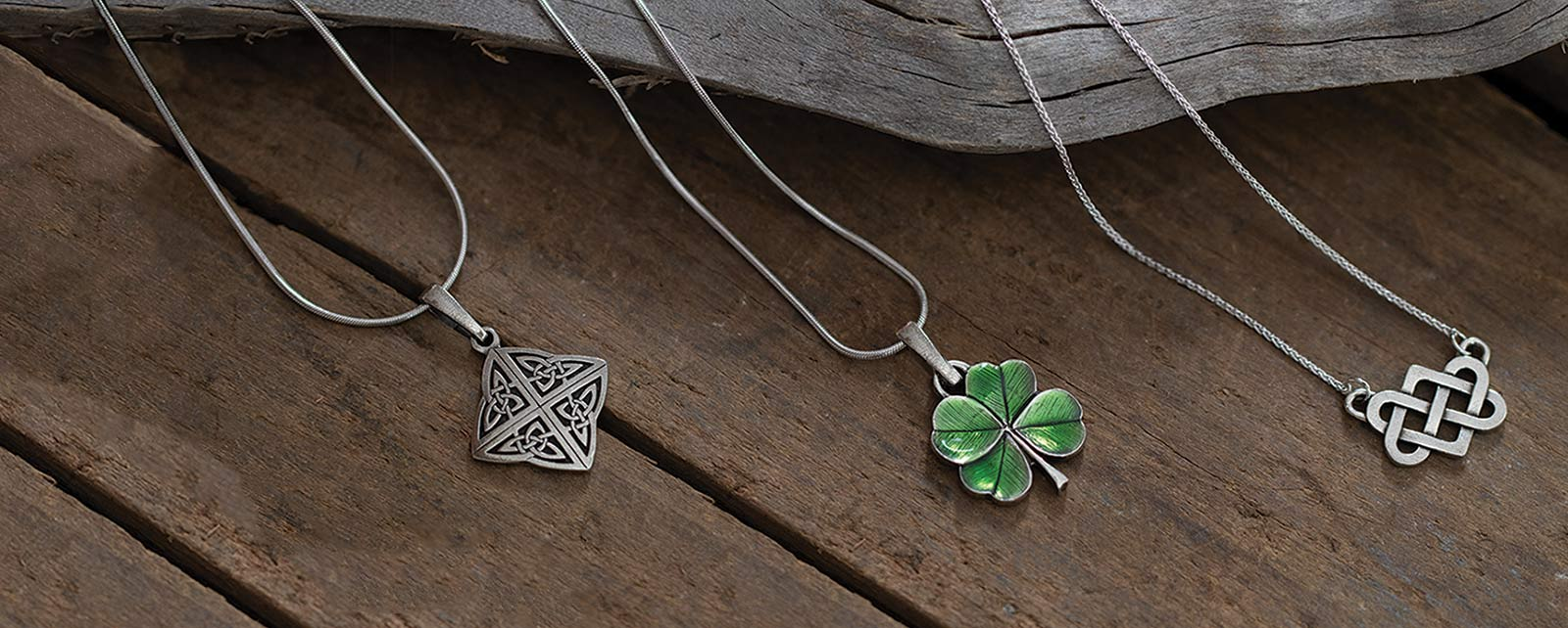 St. Patrick's Day Necklaces